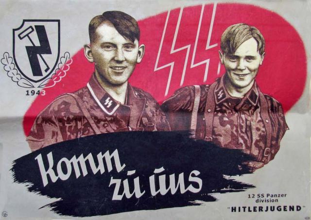 Zbiorowa mogiła HitlerJugend | rc.fm